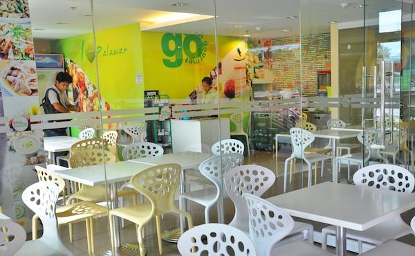 Restaurant at GoHotels Palawan