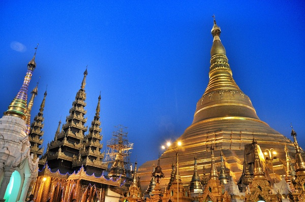 Oldest Pagoda in the World