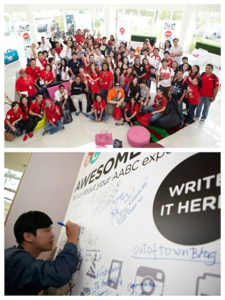 AirAsia Awesome Bloggers