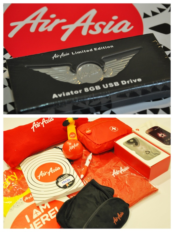AirAsia Premium Items
