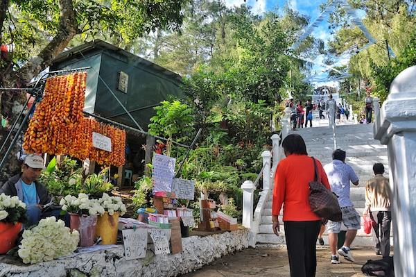 Baguio Lourdes Grotto