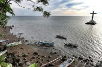 Boat Station to Underwater Cemetery in Camiguin