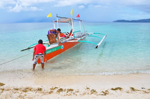 Boat for Rent in Mantigue Island