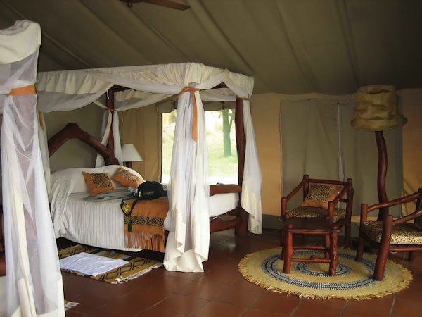 Experience Glamping