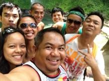 Groupie Shot at Katibawasan Waterfalls