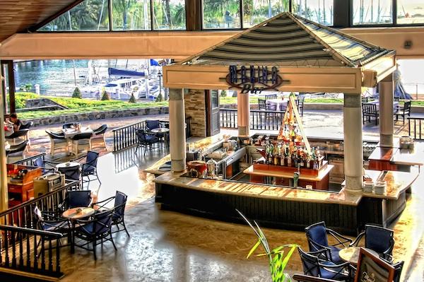 Sutera Harbour Resort Marina Bar