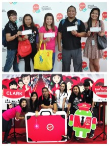 Pinoy Bloggers with AirAsia Philippines
