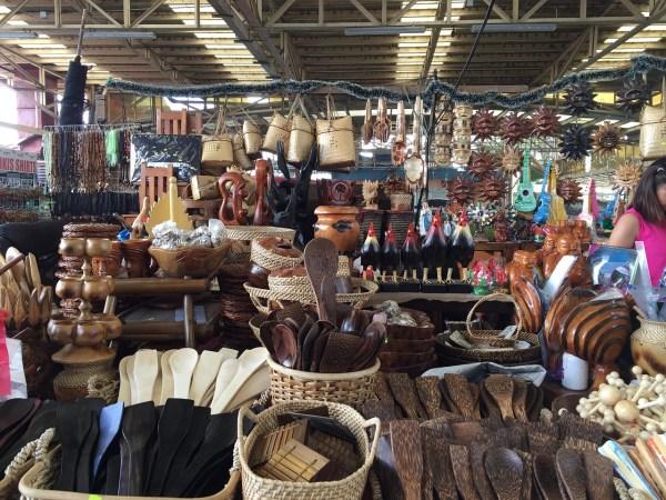 Souvenir Shopping in Baguio