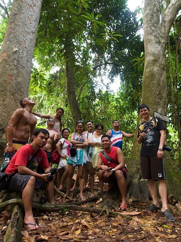 Survivor Mantigue Island Natural Park by Ferdz