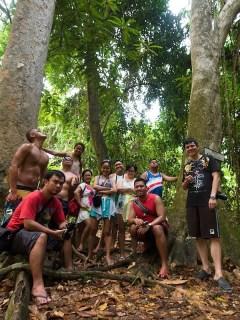 Survivor Mandtigue Island by Ferdz