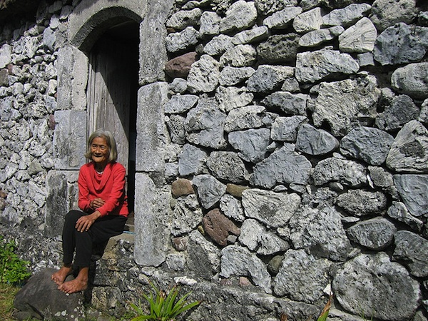 Lola Ida in Batanes