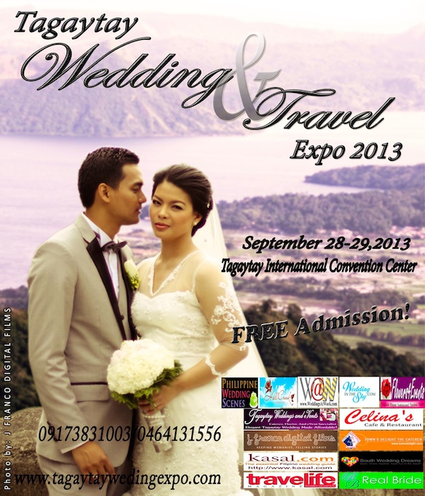 Tagaytay Wedding and Travel Expo 2013