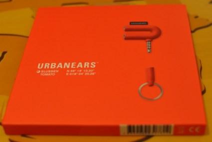 UrbanEars Slussen Tomato Jack