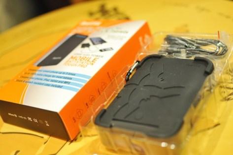 iBattz 12000 mAh Mobile Battstation
