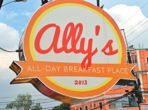 Ally's All-day Breakfast Place