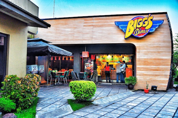 Bigg's Diner Magsaysay Branch Around Bicol in 30 Plates Day 1