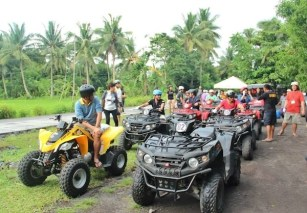 Getting Ready for the Mayon ATV Challenge