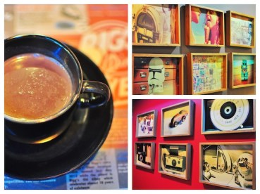 Hot Chocolate and Wall Decors