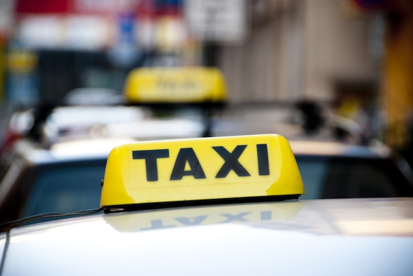 Metro Manila Taxi Pick Up Service Telephone Directory Taxi cab