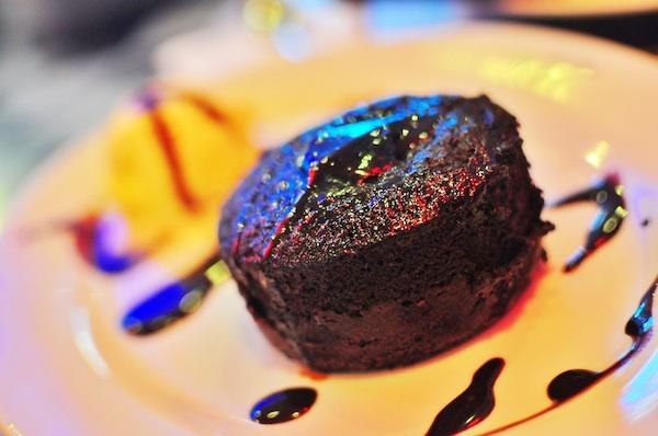 Molten Chocolate Lava Cake