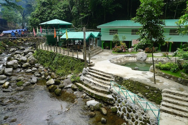 Panicuason Hot Spring Resort