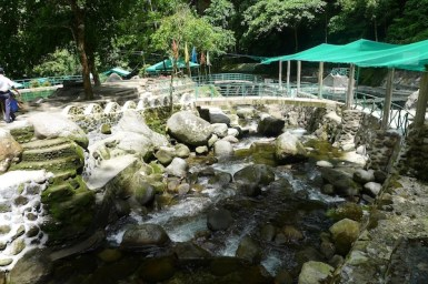 Panicuason Natural Spring Resort