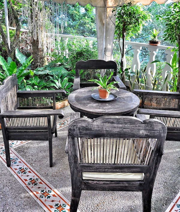 Relax while waiting for your Spa Treatment