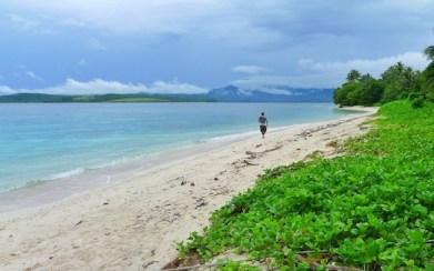 Tikling Island in Matnog