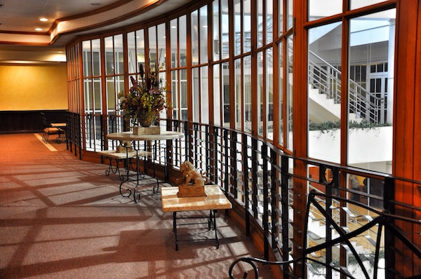 Days Hotel Iloilo Hallway