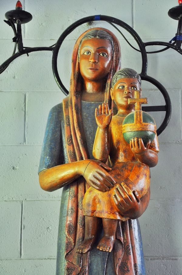 Image of The Brown Virgin Mary