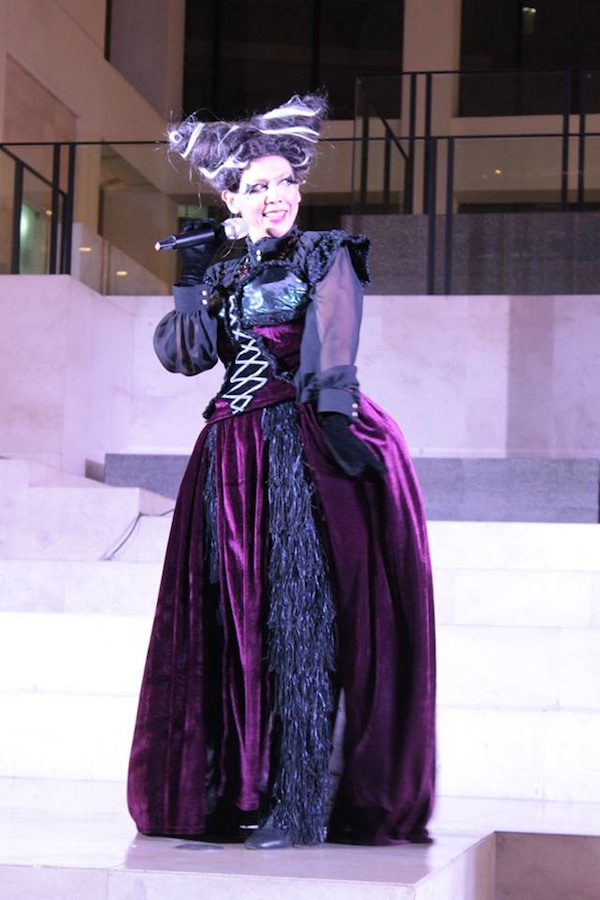 Lynn Sherman as Tylette