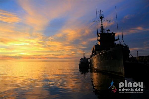 Sunset in Jolo Sulu