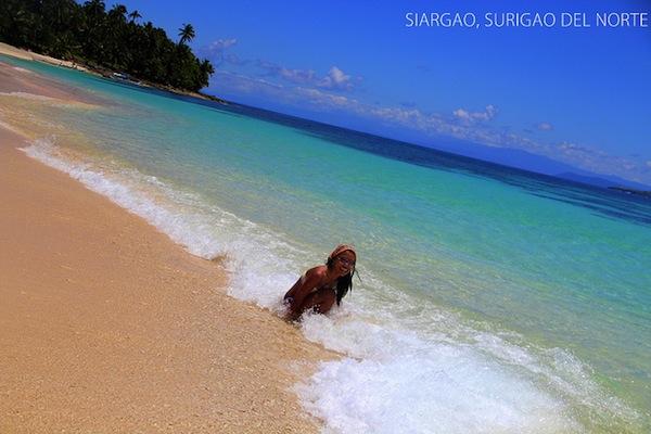 Dako Island Clearest Water