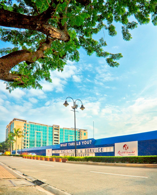What Thrills You in Resorts World Manila