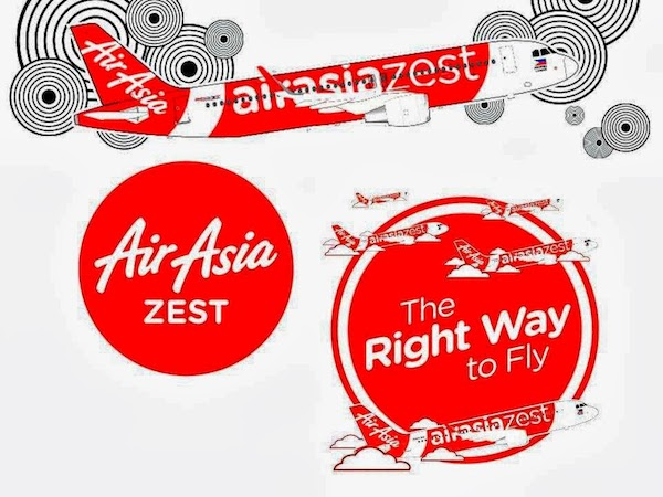 AirAsia Zest - The Right Way to Fly