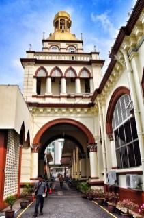 Al-Muhammadi Mosque in Kota Bharu Kelantan