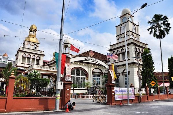 Al-Muhammadi Mosque in Kota Bharu