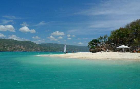Bluewater Sumilon Island Resort in Cebu