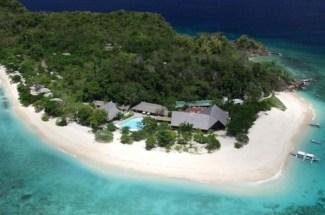 Club Paradise in Coron Palawan
