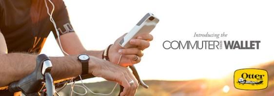 Commuter Series Wallet Mobile Phone Case