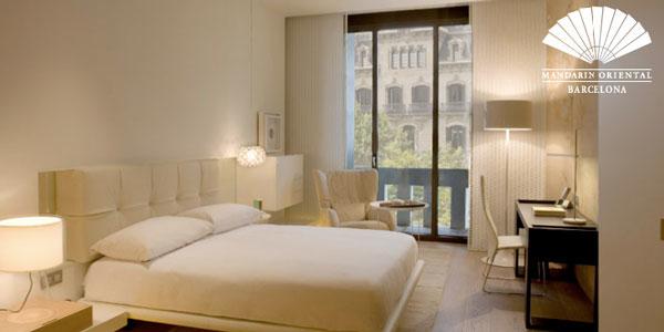 Mandarin Oriental Hotel Barcelona Hotels