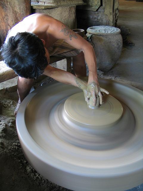 Burnay Making in Vigan
