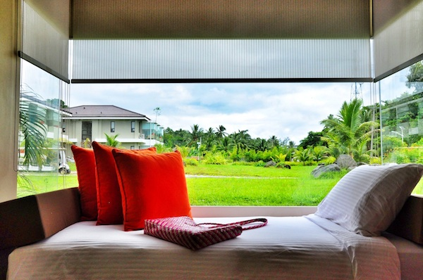 Room with a View at Misibis Bay