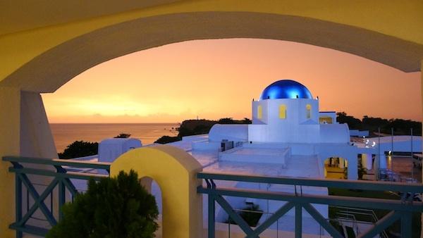 Thunderbird Resort, Poro Point Sunset