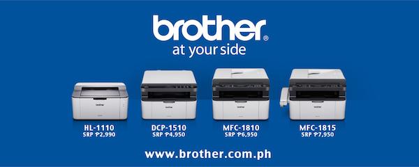 Brother Monolaser Printer Line