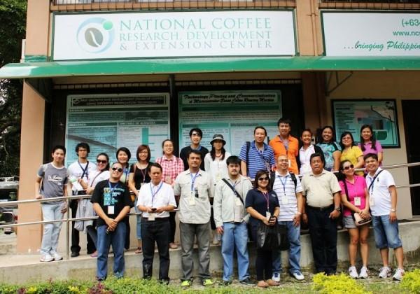 Cavite Coffee Tour Participants