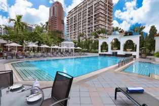 Hotel Istana Poolside