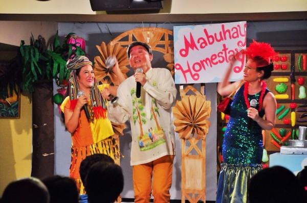 Manila Vanila Musical Comedy Show