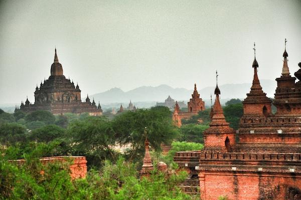 Myanmar is now Visa-Free