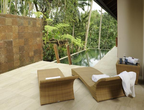 Narra Villa Pool Terrace